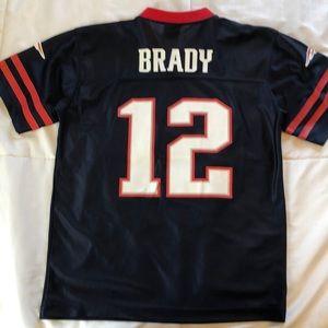 ⭐️New England Patriots Jersey #12 Tom Brady XL